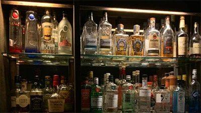 伏特加酒窖