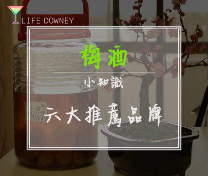 梅酒UMESHU介紹 – 日本烈酒之一!六大梅酒推薦品牌!